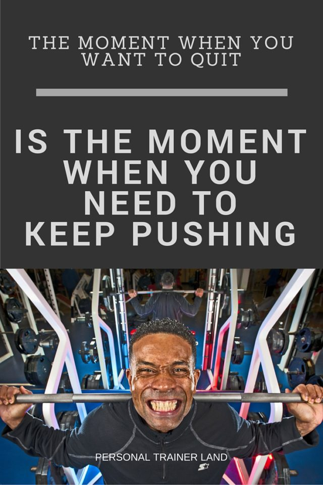 Want To Quit My Job: The 10 Best Personal Trainer Quotes
